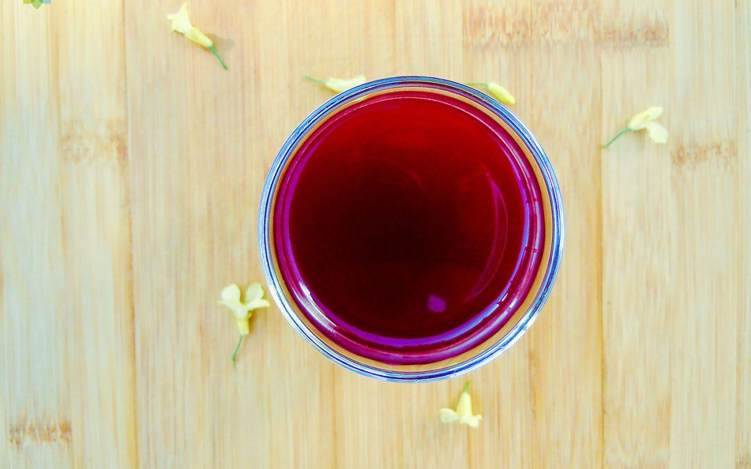 Kvas de remolacha