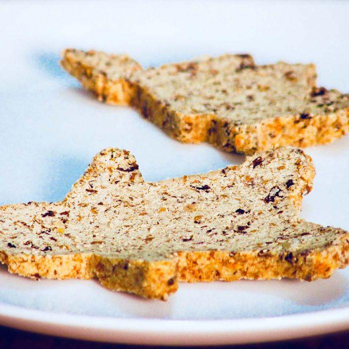 Pan de jengibre y canela